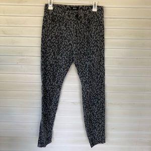 BDG - Leopard Print Skinny Jeans NWOT